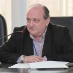 """Prof.univ.dr. Doru Tompea, Rectorul Universității """"Petre Andrei"""" din Iași"""