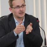 """Lect.univ.dr. Mark Bucuci, Universitatea """"Petre Andrei"""" din Iași"""