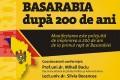"""Afiș Conferința Națională """"Basarabia după 200 de ani"""""""