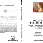 """""""Basarabia după 200 de ani"""" - Lucrările Conferinței Internaționale - 12 mai 2012 - Institutul European"""
