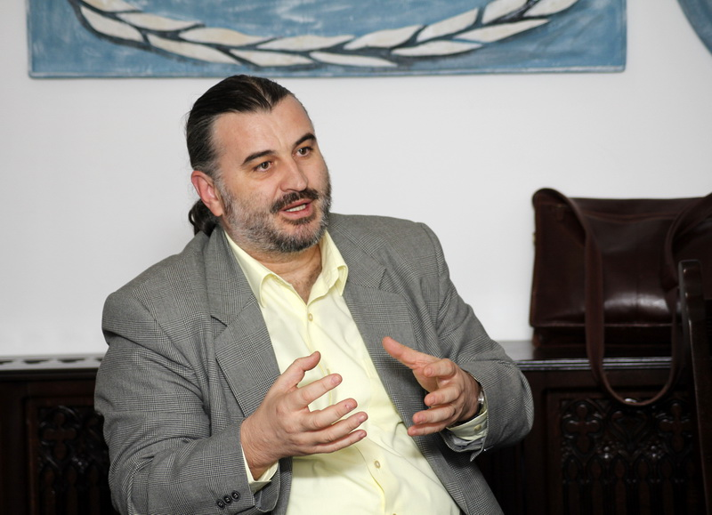 Conf.univ.dr. Sorin Bocancea, Presedintele ISI