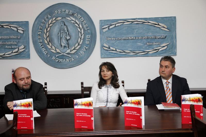 Lect.univ.dr. Constantin Ilas, Lect.univ.dr. Sabina-Adina Luca, Conf.univ.dr. Tudor Pitulac