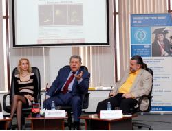 Ana-Maria Cristina Sandulescu, Doru Viorel Ursu, Prof.univ.dr. Sorin Bocancea