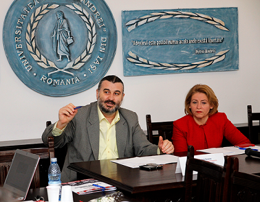 Conf.univ.dr. Sorin Bocancea, Deputat Cristina Nichita