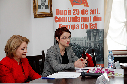 Deputat Cristina Nichita, Lect.univ.dr. Alina Hurubean