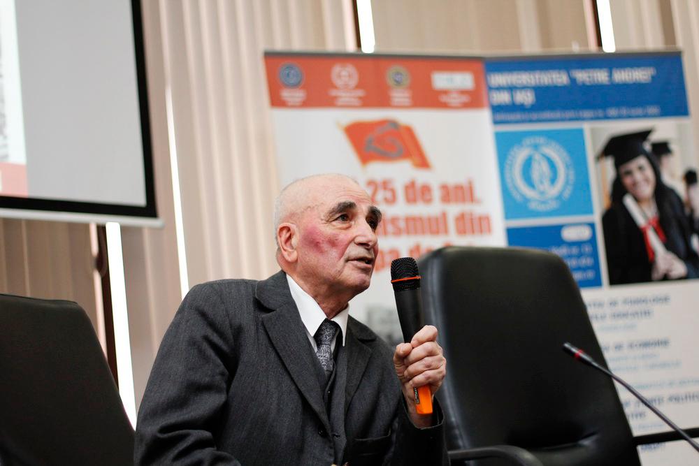 Nicolae Constantin, ex-director al Trustului Industrial de Construcții Iași