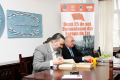Prof.univ.dr. Sorin Bocancea, Dumitru Constantin, Prof.univ.dr. Doru Tompea