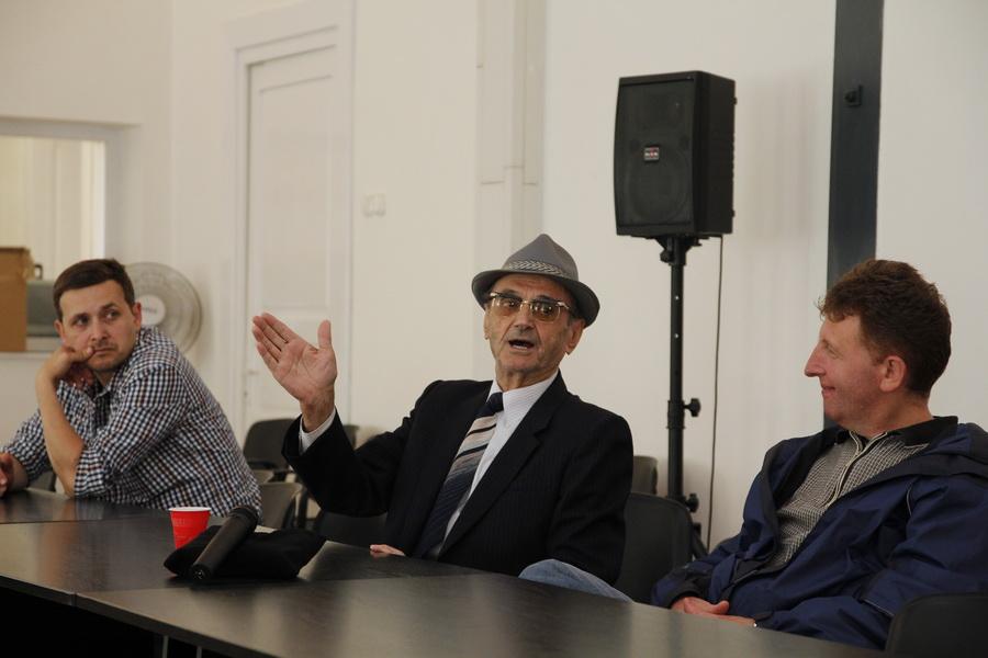 Lect.univ.dr. Mark Bucuci, Ioan Ilban, Robert Furtos