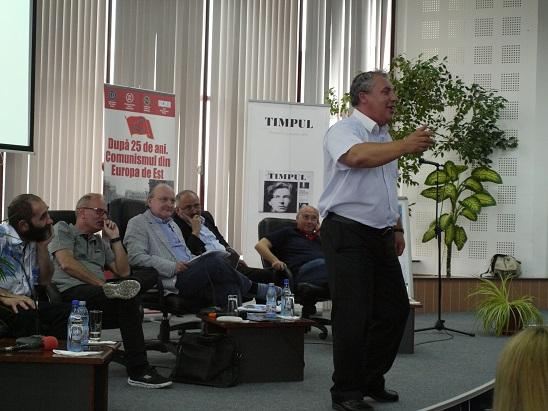 Gabi Lazăr, Toni Grecu, Prof.univ.dr. Doru Tompea, Prof.univ.dr. Corneliu Dumitriu, Valentin Darie, Dr. Iulian Șerban.