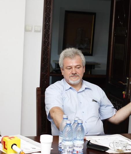 Prof.univ.dr. Cătălin Turliuc