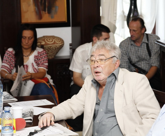 Prof.univ.dr. Ion Agrigoroae