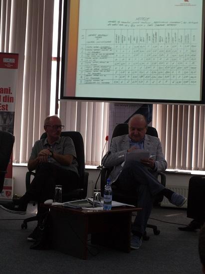 Toni Grecu, Prof.univ.dr. Doru Tompea