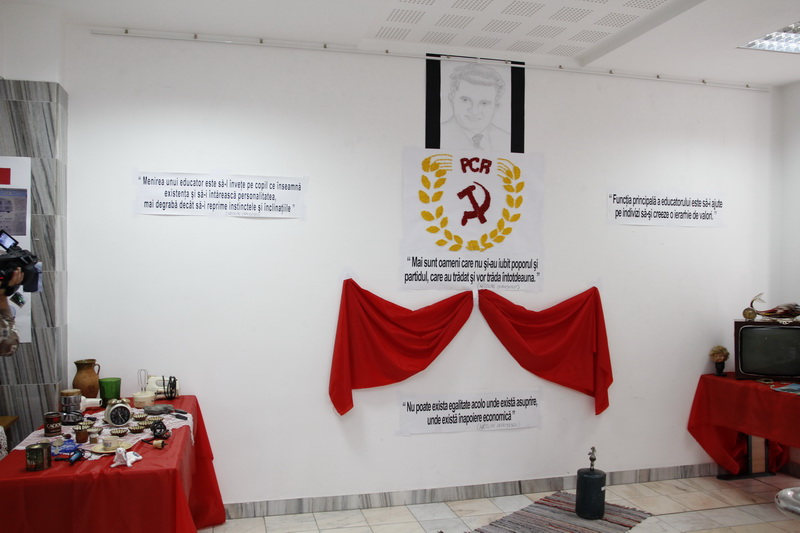Vernisajul expoziției_Un fragment al unei istorii neasumate, comunismul românesc