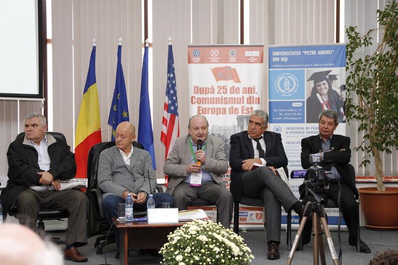 Ștefan Mitroi, Mihai Tatulici, Prof.univ.dr. Doru Tompea, Lorin Vasilovici