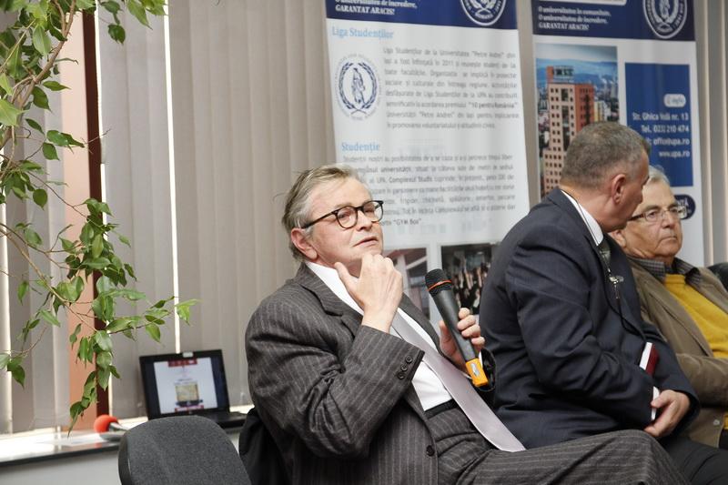 Alexandru Dobrescu, Conf.univ.dr. Dorin Popa, Prof.univ.dr. Alexandru Călinescu