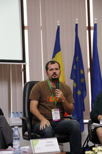 Conf.univ.dr. Radu Vancu