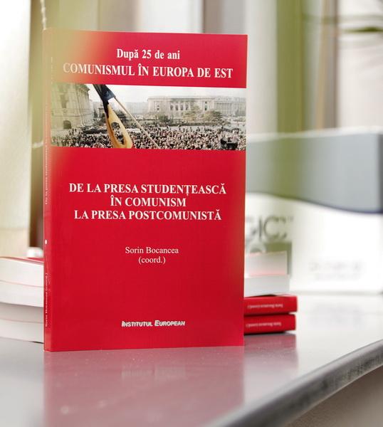 Lansarea volumului_De la presa studențească în comunism la presa postcomunistă