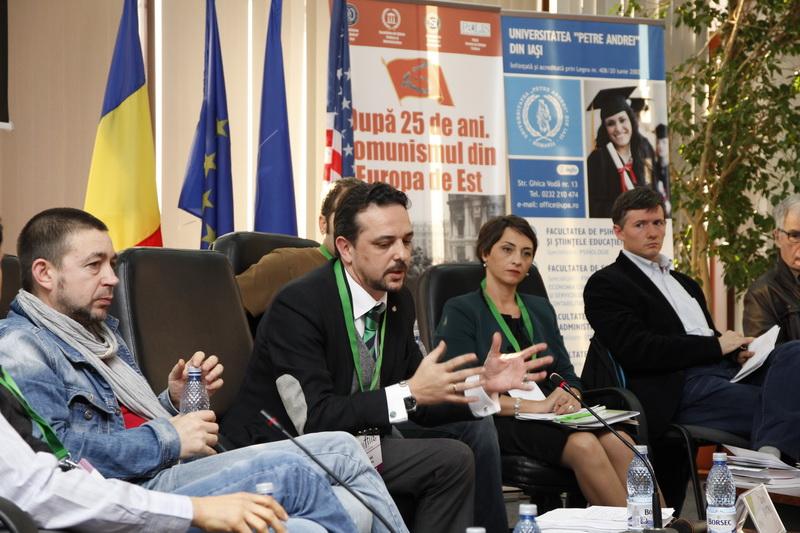Vasile Ernu, Prof.univ.dr. Daniel Șandru, Dr. Mioara Anton, Cercet.st.pr. Cristian Vasile, Prof.univ.dr. Zoltan Rostas