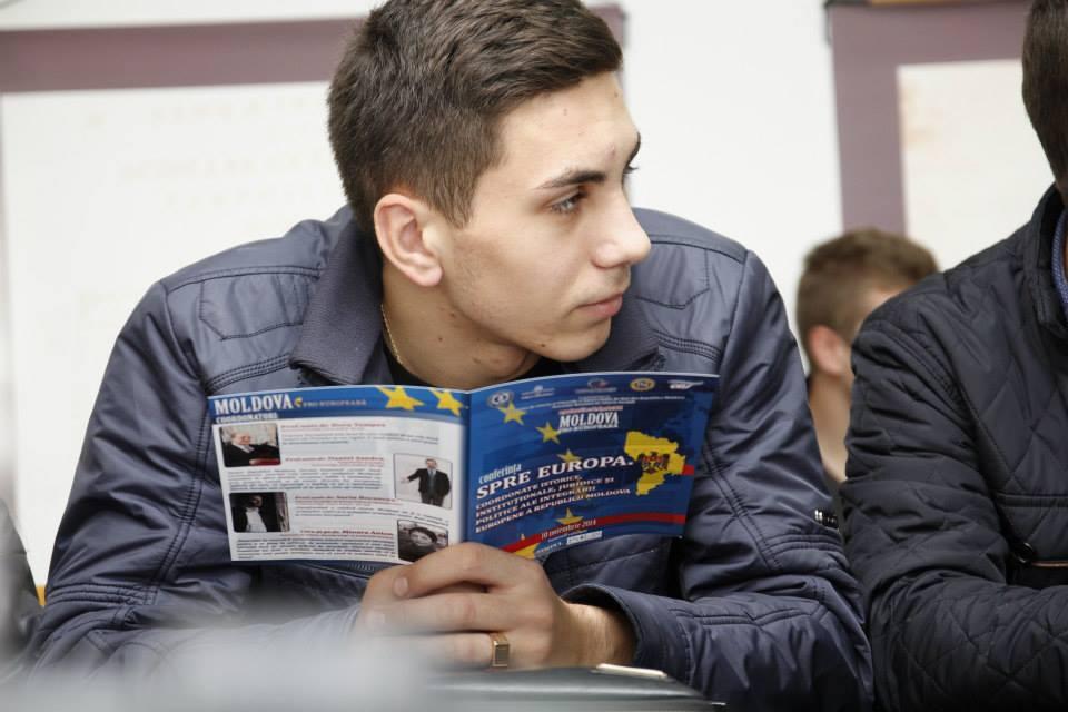 Dezbatere despre Moldova europeană la Chișinău