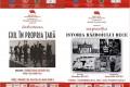 Afișul Dezbaterii_Exil în propria țară; Afișul Expoziției_Istoria Războiului Rece