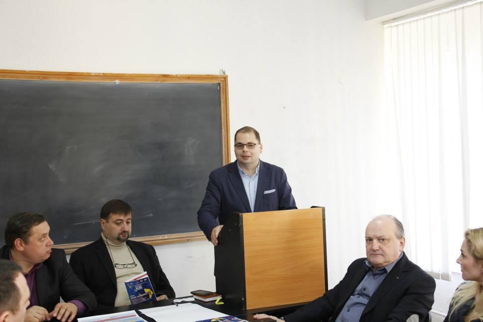 Conf.univ.dr. Sergiu Mișcoiu