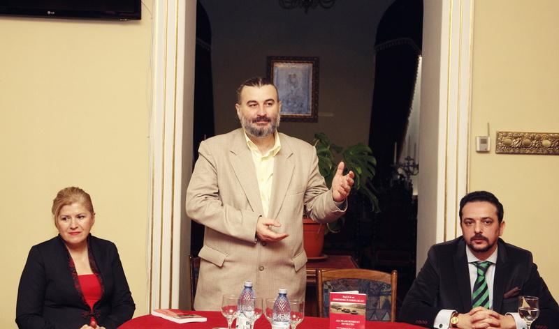 Dr. Lăcrămioara Stratulat, Prof.univ.dr. Sorin Bocancea, Prof.univ.dr. Daniel Șandru
