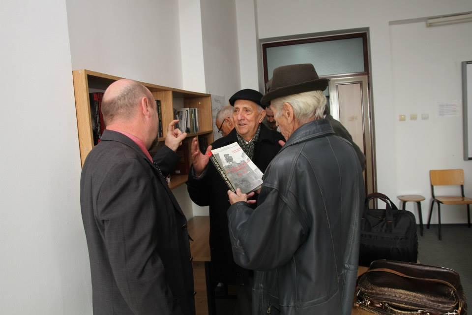 Lect univ.dr. Constantin Ilaș, Gelu Simionescu, Dumitru Bazon