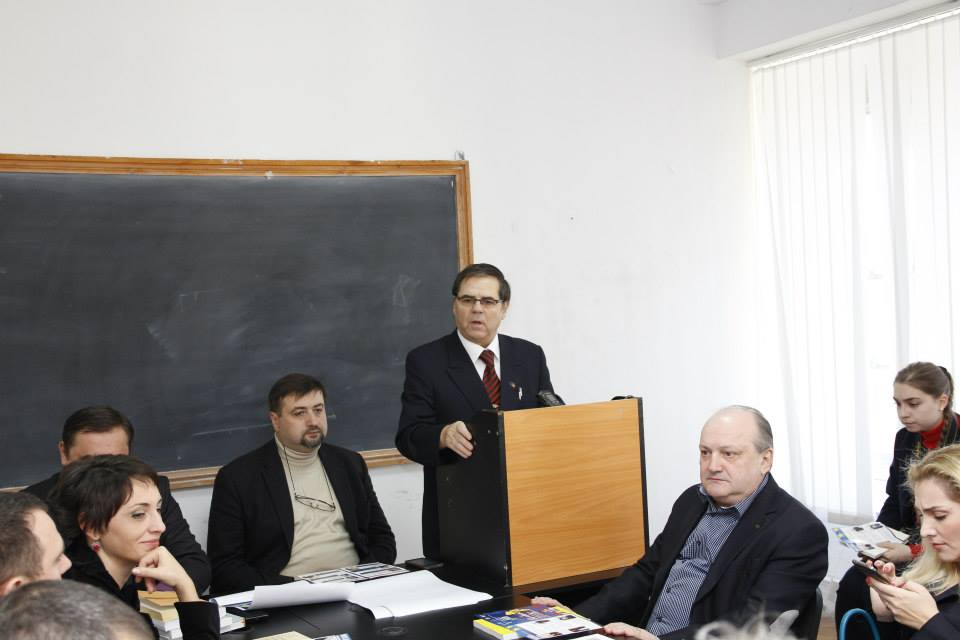 Prof.univ.dr. Mihail Baciu