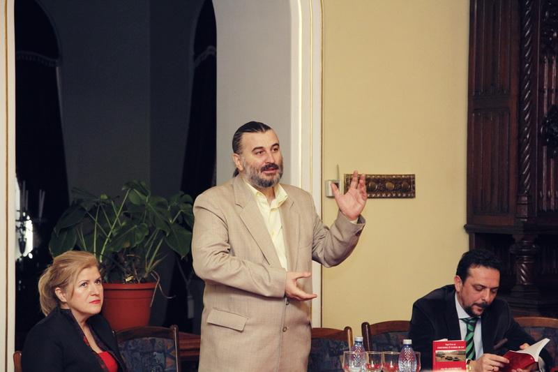 Prof.univ.dr. Daniel Șandru, Prof.univ.dr. Sorin Bocancea, Dr. Lăcrămioara Stratulat