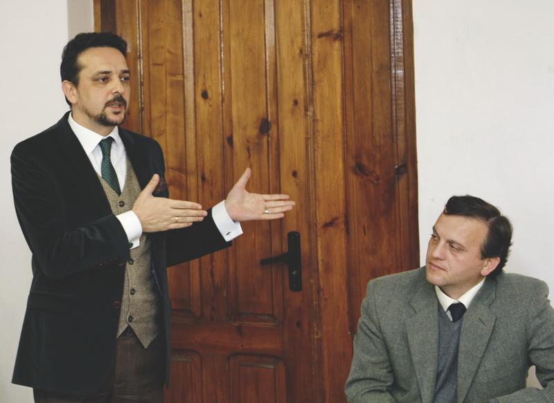Prof.univ.dr. Daniel Șandru