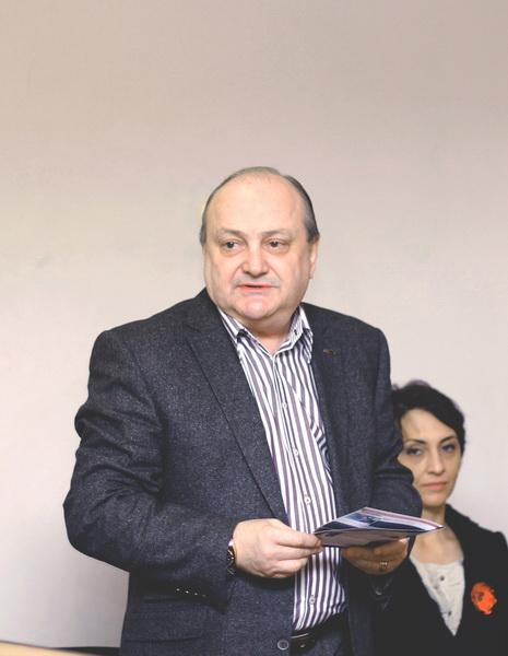 Prof.univ.dr. Doru Tompea