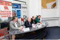 Prof.univ.dr. Sorin Bocancea, Prof.univ.dr. Doru Tompea, Prof.univ.dr. Nicu Gavriluță, Prof.univ.dr. Daniel Șandru